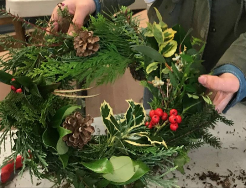 WREATH MAKING FOR KIDS