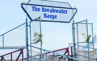 Breakwater Barge