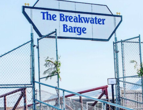 BREAKWATER BARGE
