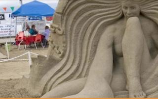 Parksville Sand Sculpting