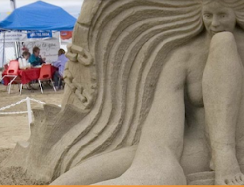 SAND SCULPTING COMPETITION AND EXHIBIT