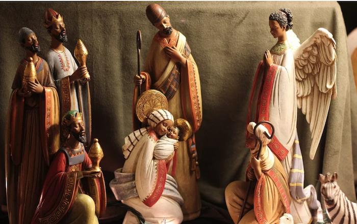 Sidney Nativity Exhibit