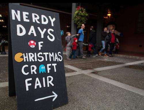 NERDY DAYS OF CHRISTMAS CRAFT FAIR
