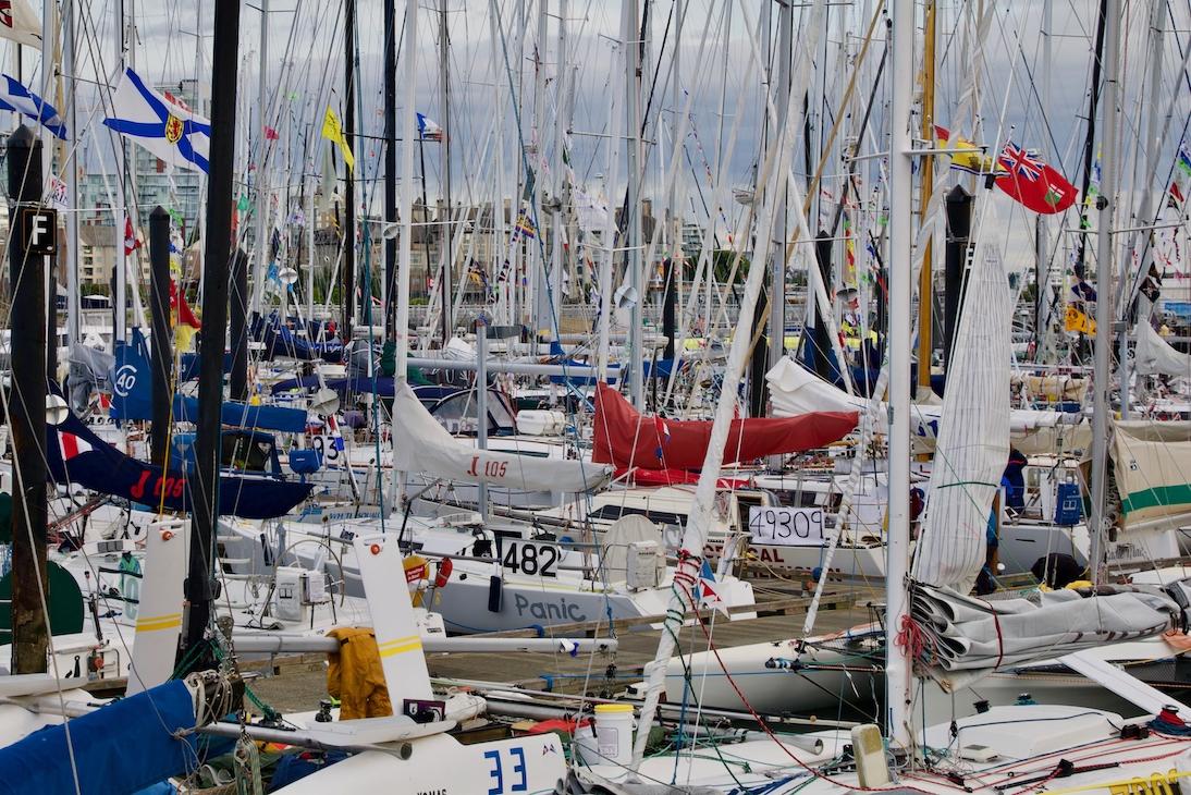 Swiftsure Sail Boats