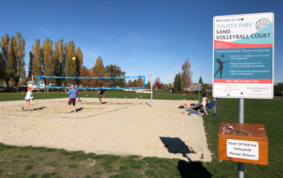 Beach Volley Ball Court