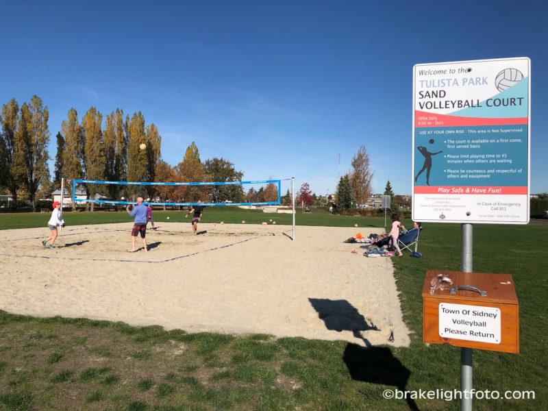 Beach Volley Ball Court