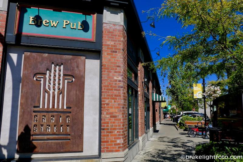 Craig St Brew Pub, Duncan, BC