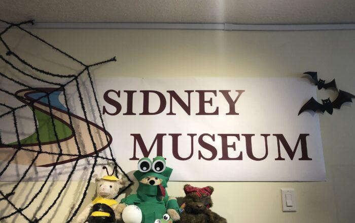Sidney Museum Halloween