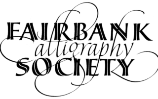 Fairbank Calligraphy