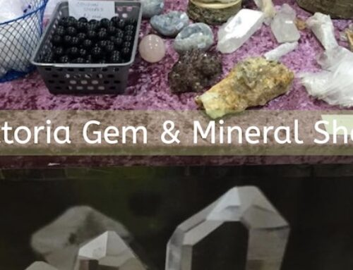 VICTORIA GEM AND MINERAL SHOW